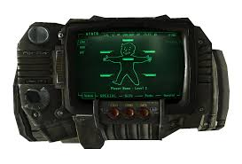 Fallout New Vegas Pip Boy Light Pip Boy 3000 Fallout Wiki Fandom