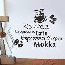 aliexpresscom  buy delicious coffee cup vinyl quote removable