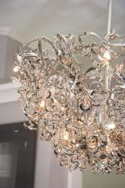 brand van egmond upside down icy lady chandelier