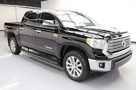 Toyota Tundra Limited 4x4 In Texas For Sale ▷ Used Cars On ...