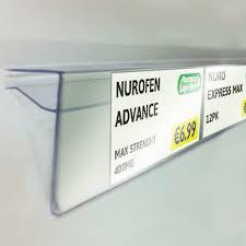new shelf edge tag templates
