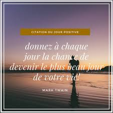 Citation Du Jour Positive Home Facebook