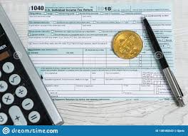 Time And Pay Calculator The Pen Bitcoins And Calculator On The Tax Form 1040 U S