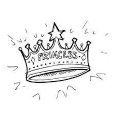 Small Picture Crowns Coloring Pages Crown Color Page Princess Free Downloadjpg