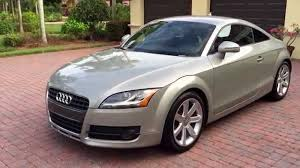 Sold - 2008 Audi TT Coupe for sale by Autohaus of Naples ...