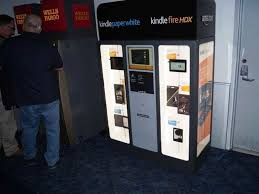 Vending Machine Business Las Vegas Beauteous Amazon Kindle Fire Vending Machines Business Insider