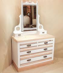 Long Mirrors For Bedroom Bathroom Vanity Table With Three Mirror And Marble Countertop Also