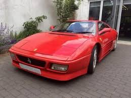 > the 348 replaced the 328 and shared resemblance with the testarossa with straked panels on the doors. 1992 Ferrari 348 Ts 0 60 Best Auto Cars Reviews