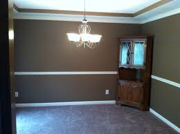 My Dining Room Paint Color Is Sherwin Williams Down Home - Dining room paint colors dark wood trim