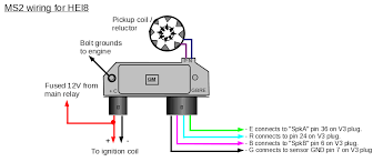 pin trailer wiring diagram annavernon 8 pin wiring diagram hei automotive diagrams