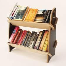 Nice Portable Bookshelf Book Mule Durable, Compact, Portable, Flat Pack  Bookshelf Made In