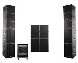 concert speakers system. dynacord cobra concert system speakers s