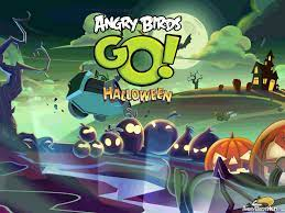 Angry Birds Go Halloween 2015 Update Feature image