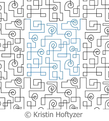 Circuit Path | Kristin Hoftyzer | Digitized Quilting Designs & Digital Quilting Design Circuit Path by Kristin Hoftyzer. Adamdwight.com