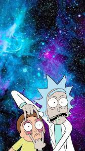 Rick and Morty HD iPhone Wallpapers ...