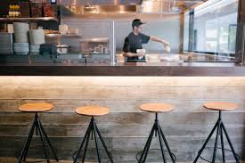 Bar Kitchen Loqui Taco Bar Abramson Teiger Architects