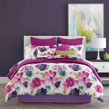 j by j queen new york midori fuchsia comforters
