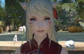 Marie Ronan 日記ロングヘアget Final Fantasy Xiv The Lodestone