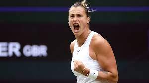 Wimbledon 2021: Aryna Sabalenka fights ...