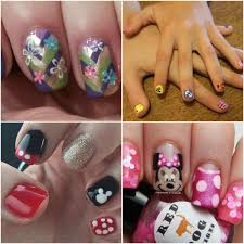 15 Awesome Disney Nail Art Ideas · The Inspiration Edit