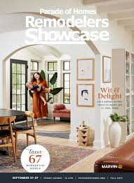 Sicora Design And Build 2019 Fall Parade Of Homes Remodelers Showcase Guidebook By