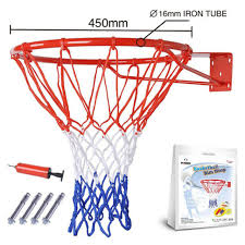 standard 45cm wall mounted basketball