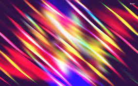 Spiral Line Neon Wallpapers - Wallpaper ...