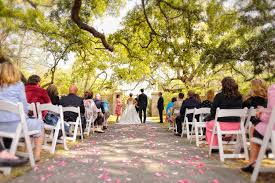 beautiful spot for a wedding holiday cottage walkway at brookgreen gardens