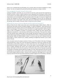 mmm final essay catintarch  dracula essay page 004