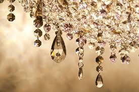 contemporary chandelier crystal halogen handmade