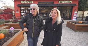 Today he continues to perform with his legendary band bon jovi. Jon Bon Jovi On Feeding The Community The Way To Feel Good Is To Do Good Cbs News