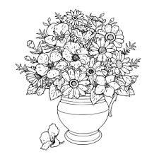 Bloemen Kleurplaten Leuk Voor Kids