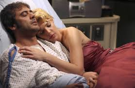 Izzie and Denny. tear Favorite Fictional Couples Pinterest.