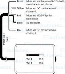 Battery Voltage Meter Wiring Diagram For Voltage Regulator Wiring Diagram