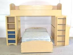 full size of loft bed desk furniture bunk system w with bedroom trundle chest and closet