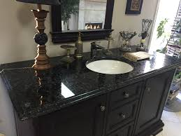 Granite Bathroom Countertops Gallery Greenville SC And Augusta GA - Granite countertops for bathroom
