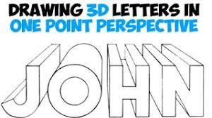Resultado de imagem para 3 d letters