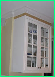 best way to fasten crown moulding to kitchen cabinets luxury cabinet ideas cabinet crown molding how