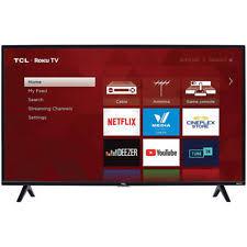 TCL 40S325 40-Inch Class LED 3-Series 1080p 3 HDMI USB Smart Roku 40\