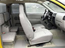 chevrolet colorado extended cab 2004 interior