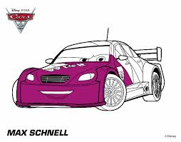 cars 2 coloring pages max schnell. Interesting Max Cars 2  Max Schnell Inside Coloring Pages R