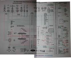 7 3l wiring schematic printable, very handy diesel forum Ford F-250 Wiring Diagram it's very detailed and shows how every wire for each component routes to the pcm