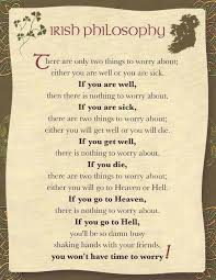 Irish Quotes About Life Great philosophy Random Pinterest Ireland Irish blessing and 56