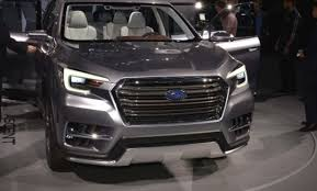 subaru outback 2018 rumors. fine rumors production 2019 subaru ascent will go on sale in 2018 u2013 motor trend in outback rumors