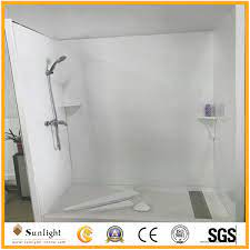 We install all the products we sell. Chevron Pattern Cultured Marble Shower Surround For Us Hotel Cultured Marble Tub Surround Shower Wall Panel China Cultured Marble Shower Surround Made In China Com