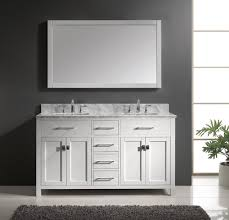bathroom vanity double sink 48 inches. gray stained wall floating mirror 48 inch double sink bathroom vanity different size drawers mounted stainless inches i