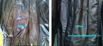 repair dye leather jackets repair tears holes in leather