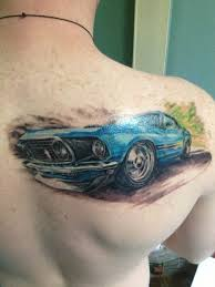 авто Tattoo World