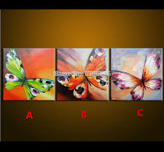 Living Room Canvas Paintings 3 Panel High Quality Modern Wall Art Canvas Prints Porcelain Oil