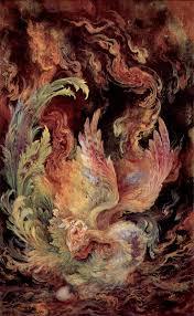 phoenix master mahmoud farshchian miniature ur phoenix master mahmoud farshchian miniature 2003